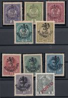 CSSR 1918 Revolution Issue MH - Gebraucht