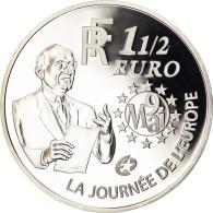 Monnaie, France, 1-1/2 Euro, 2006, Paris, Proof, FDC, Argent, KM:2037 - Commémoratives