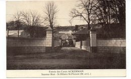 49 - St HILAIRE- St FLORENT - Entrée Des Caves ACKERMAN - Saumur Brut  (J79) - Frankreich