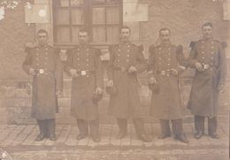CPA-120..........CHATEAUROUX...CARTE PHOTO MILITAIRES - France