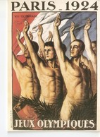 Postal 029731 : Juegos Olympicos Paris 1924 - Postcards