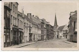 08- 60602 -   PETIT - GIVET    - Rue Notre Dame - Givet