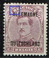 OC 44  *  Haut Du B Blanc - WW I