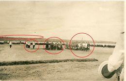 Czar Tsar Zar Nikolaus II.? Parade (Russland Litauen ? Kirche Christentum  -guerre 14/18-WWI Carte  Photo Allemande - Russie