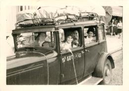 SENS 1960 CITROEN C4 PHOTO ORIGINALE 12.50 X 9 CM - Orte