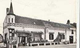 ROUVRAY - CPSM : Hôtel Du Vieux Morvan - Autres Communes