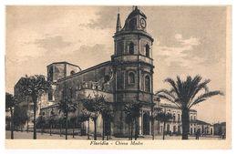 B3714 - Siracusa, Floridia Chiesa Madre, Non Viaggiata - Siracusa
