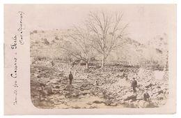 B3715 - Siracusa, Torrente Tra Cassaro E Ferla Animata, Viaggiata 1907 - Siracusa