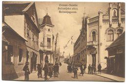ZEMUN / SEMLIN - SERBIA, Year 1911 - Serbia