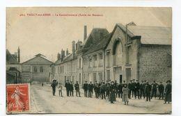 CPA  02 : VAILLY Sur AISNE  La Caoutchouterie Animée    VOIR   DESCRIPTIF  §§§ - France