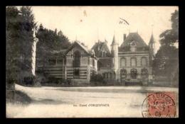 52 - ORQUEVAUX - LE CASTEL - France