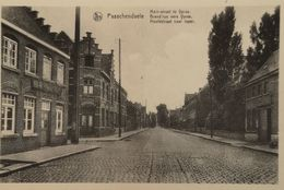 Passendale - Passchendaele (Zonnebeke) Hoofdstraat Naar Ieper 19?? - Zonnebeke