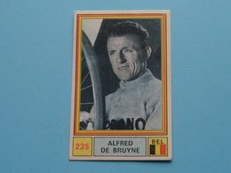 ALFRED DE BRUYNE België ( Sprint 71 >  Nr. 235 ) - Figurine PANINI Modena ( 2 Scans ) ! - Wielrennen