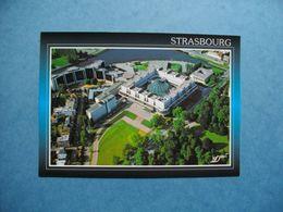 STRASBOURG  -  67  - Palais De L'Europe  -  Vue Aérienne   -   Bas Rhin - Strasbourg