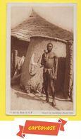 CPA ETHNIQUES ET CULTURES - A.O.F  ♥️ ♥️☺♦♦ BURKINA FASO - Indigène De Race Gouan ( HAUTE VOLTA ) ֎ - Africa