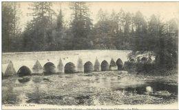 Cpa 27 Beaumont Le Roger , La Risle - Pont Aux Chèvres , Non Voyagée - Beaumont-le-Roger