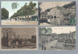 Lot De 50 Cartes Postale Département 55    Voir Scann - Cartes Postales