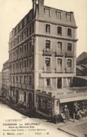 CAUTERETS  PENSION De BELFORT  Place De L' Hotel De Ville Commerce Presentoir De Cartes Postales RV - Cauterets