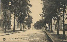 Rochefort Rue Jacquet Vers L' Eglise - Rochefort