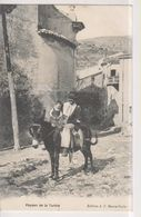CPA-06-Alpes Maritimes- Paysan De LA TURBIE- - La Turbie