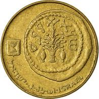 Monnaie, Israel, 5 Agorot, 1992, TTB, Aluminum-Bronze, KM:157 - Israel