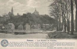 La Belgique Historique - Esneux - Les Roches Et L'Ourthe - 2 Scans - Esneux