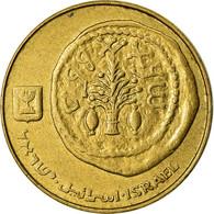 Monnaie, Israel, 5 Agorot, 1991, TTB, Aluminum-Bronze, KM:157 - Israel