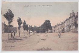 RIMOGNE (Ardennes) - Place Et Route Nationale - Autres Communes