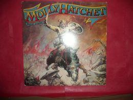 LP33 N°4939 - MOLLY HATCHET - 84471 - Hard Rock & Metal