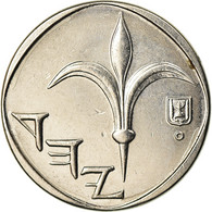 Monnaie, Israel, New Sheqel, 1987, TTB, Copper-nickel, KM:160 - Israel