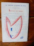 Dessin Publicitaire De O' Galop  Pour  Michelin   (Le Théâtre Illustré Du Pneu)    L'ECOLE DES MARRIS - Unclassified