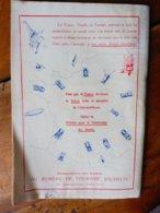 Dessin Publicitaire De O' Galop  Pour  Michelin   (Le Théâtre Illustré Du Pneu)   SIGNEZ LA PETITION POUR LE NUMEROTAGE - Unclassified