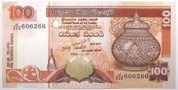 Sri Lanka - 100 Roupies - 2005 - PICK 111d - NEUF - Sri Lanka