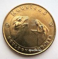 Monnaie De Paris 62.Boulogne Sur Mer - Nausicaa  Lions De Mer 2003 - Monnaie De Paris