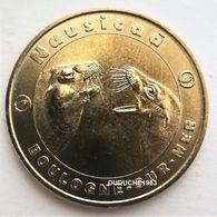 Monnaie De Paris 62.Boulogne Sur Mer - Nausicaa  Lions De Mer 2012 - Monnaie De Paris