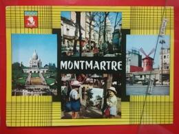 Kov 11-71 - PARIS, Montmartre - Frankrijk