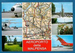 AEROPORTO DELLA MALPENSA GALLARATE MILANO NON VG. N°399 - Milano (Milan)