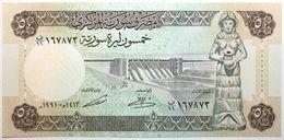 Syrie - 50 Pounds - 1991 - PICK 103e - NEUF - Syrien