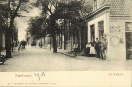 Nederland, ZANDVOORT, Kerkstraat (1903) Ansichtkaart - Zandvoort