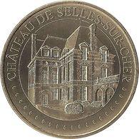 2019 MDP141 - SELLES-SUR-CHER - Château De Selles-sur-Cher / MONNAIE DE PARIS - 2019