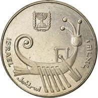 Monnaie, Israel, 10 Sheqalim, 1983, TTB, Copper-nickel, KM:119 - Israel