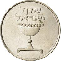 Monnaie, Israel, Sheqel, 1983, TTB, Copper-nickel, KM:111 - Israel