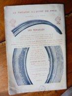 Dessin Publicitaire De O' Galop  Pour  Michelin   (Le Théâtre Illustré Du Pneu)   LES TENAILLES - Unclassified