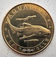 Monnaie De Paris 17.La Rochelle - Aquarium. Requin Zèbre 2013 - Monnaie De Paris