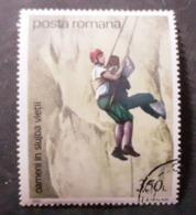 Roumanie > 1948-.... Républiques >  1981-90 >  Oblitérés N° 3838 - 1948-.... Repubbliche