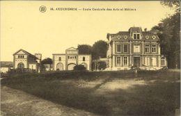 AUDERGHEM : Ecole Centrale Des Arts Et Métiers - Auderghem - Oudergem