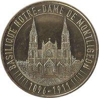 2019 MDP436 - MONTLIGEON - Basilique Notre Dame 2 / MONNAIE DE PARIS - 2019