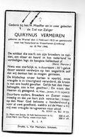 SCHOTEN VROENHOVEN WORTEL ESSEN  VERMEIREN Q  MILITAIR WERELDOORLOG II 10 MEI 1940 - 1939-45