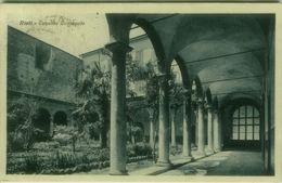 RIETI - CONVITTO COMUNALE - EDIZIONE SENTINELLI MARIO - SPEDITA 1933 (BG4080) - Rieti
