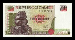 Zimbabwe 50 Dollars 1994 Pick 8 SC UNC - Simbabwe